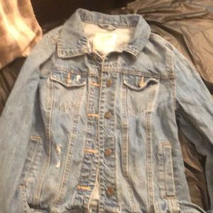 Mossimo Jean jacket med